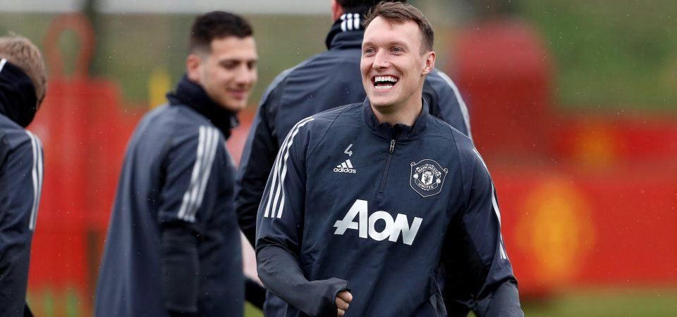 Exclusive: Carlton Palmer claims Phil Jones could help West Brom woes