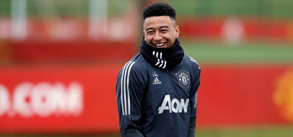 Jesse Lingard has been bleeding Manchester United dry, it's time to go
