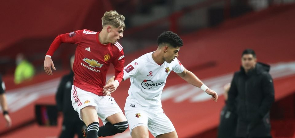 Manchester United should reconsider January loan exit for Brandon Williams