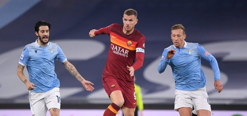 Manchester United must avoid signing Edin Dzeko in January