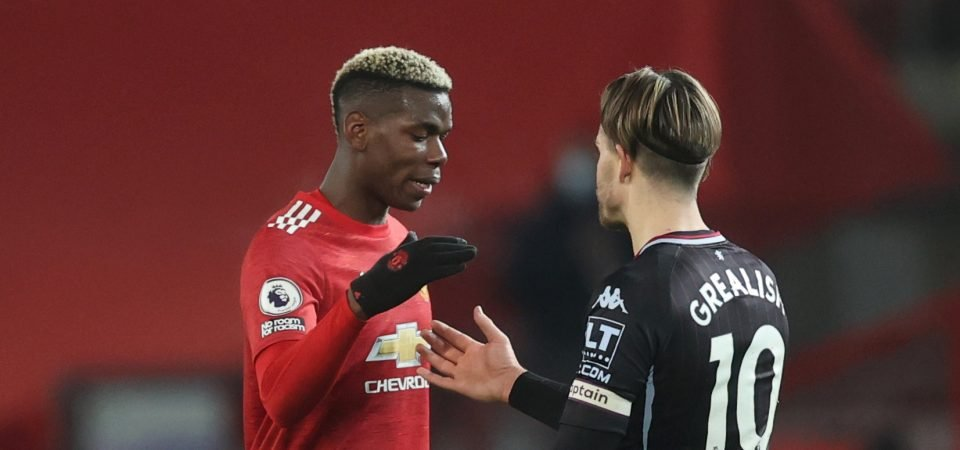 Exclusive: Ex-Aston Villa star says he would not swap Jack Grealish for Paul Pogba