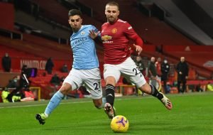 Manchester United: Luke Shaw the driving force behind derby victory