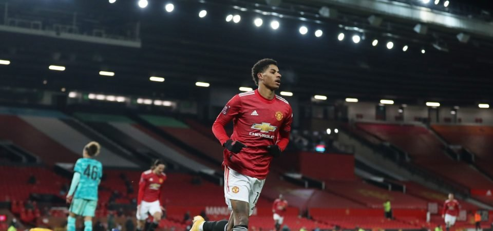 Manchester United: Solskjaer must be relieved by Rashford injury update