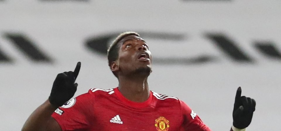 Manchester United set to offer Paul Pogba a new contract