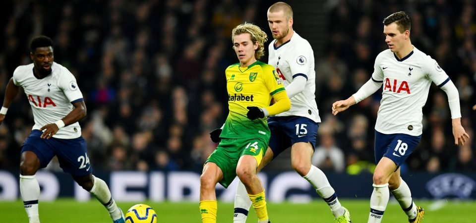 Spurs can find their next Alli in Norwich hotshot Todd Cantwell