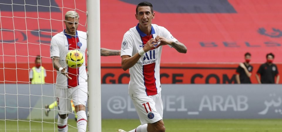 Spurs should sign Angel Di Maria over Gareth Bale this summer