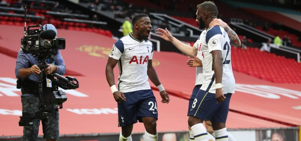 Spurs confirm huge injury boost for Serge Aurier before Burnley