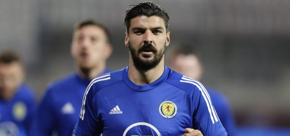 Callum Paterson let Sheffield Wednesday down in Everton defeat