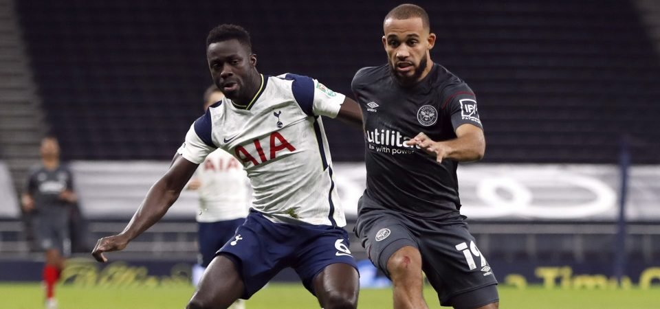 Why Davinson Sanchez must be dropped from Spurs XI vs Liverpool