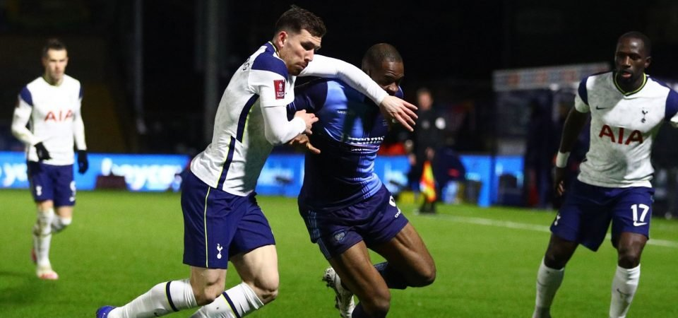 Spurs: Pierre-Emile Hojbjerg was the game-changer vs Wycombe