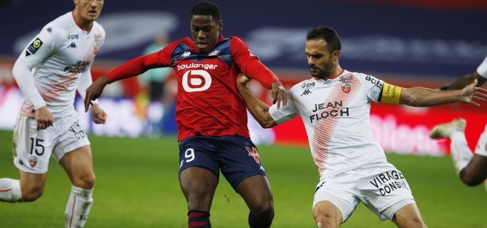 Liverpool are eyeing up a move for Jonathan David