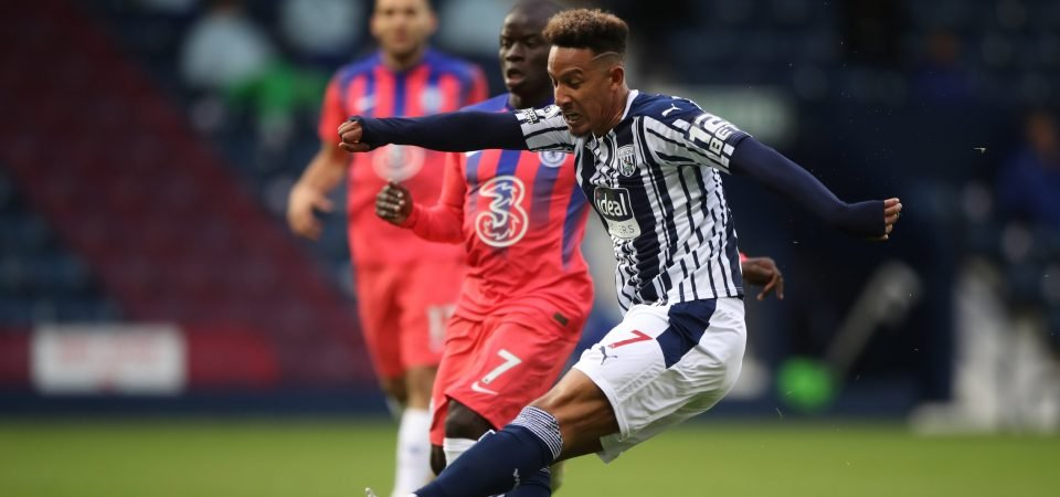 Callum Robinson's anonymous West Brom display will have Sam Allardyce seething