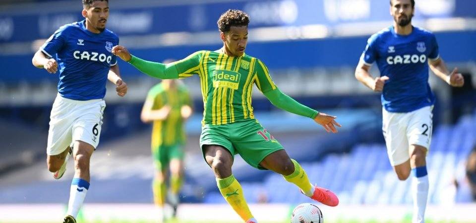 West Brom: Luke Dowling must resolve Matheus Pereira contract situation