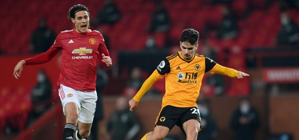 Wolves could ignore Ramsey and unleash Vitinha instead