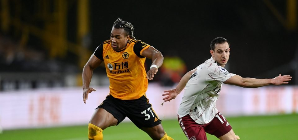 Aston Villa must re-sign Wolves star Adama Traore amid Lee Hendrie transfer claim