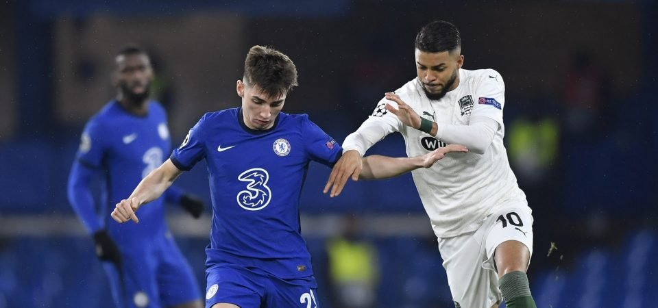 Wolves unlikely to sign Billy Gilmour during Deadline Day