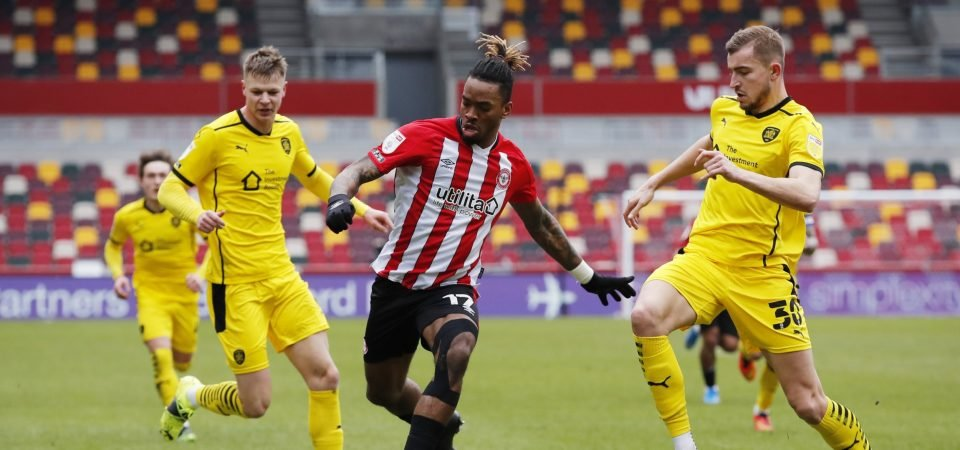 """Ivan Toney: West Ham must take the """"gamble"""" this summer"""