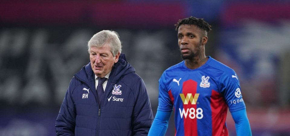 Crystal Palace: Eagles must not sell mercurial Zaha
