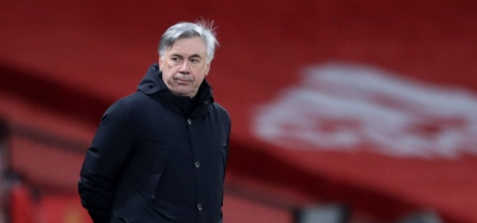 Ancelotti drops pre-FA Cup hint that can see Everton hand Spurs a rare challenge