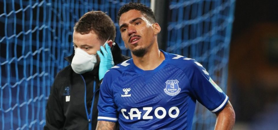 Allan: Everton midfielder to miss Fulham clash with hamstring injury