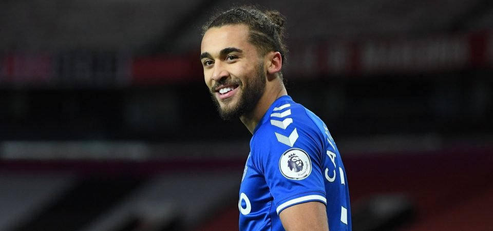 Exclusive: Ex-Premier League striker not surprised by Calvert-Lewin at Everton
