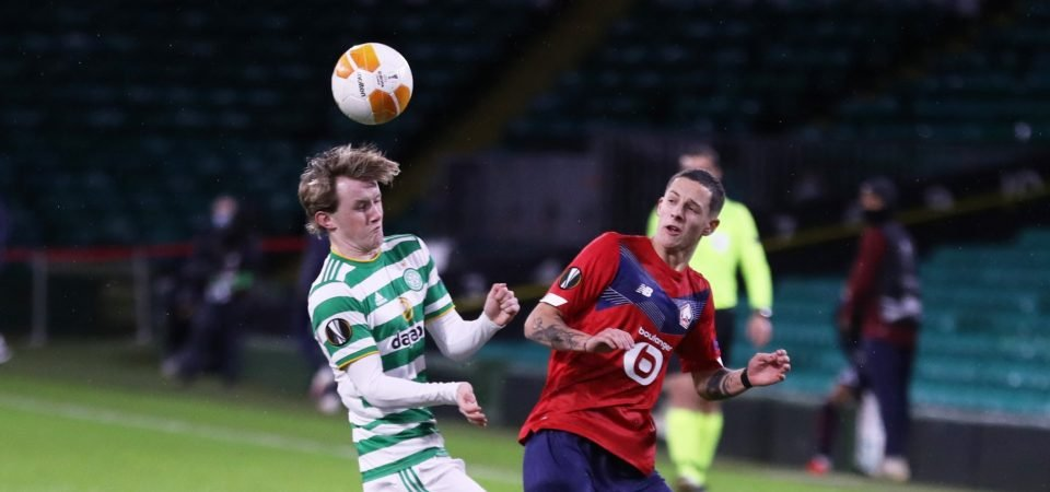 Who is Celtic's ready-made Olivier Ntcham successor?