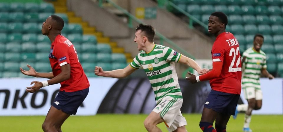Owen Moffat could be Celtic's next Turnbull