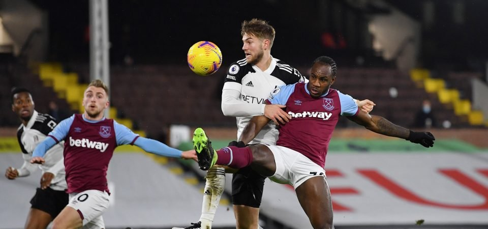 Michail Antonio: West Ham striker let David Moyes down in 0-0 Fulham draw