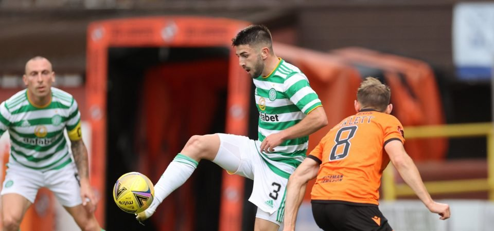 Celtic suffer further injury blow to Greg Taylor