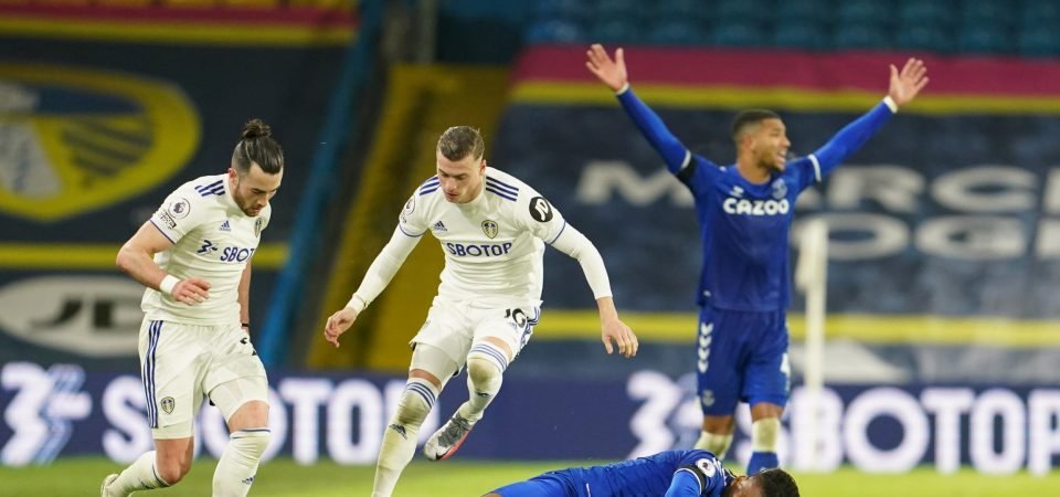 Jack Harrison let Leeds down on Wednesday