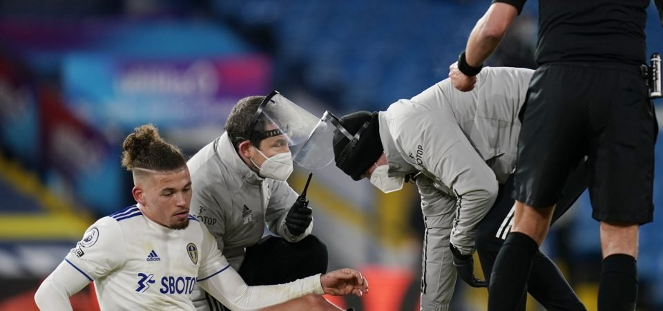Leeds suffer massive injury blow as Marcelo Bielsa confirms Kalvin Phillips will miss Southampton