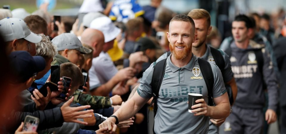 Leeds: Adam Forshaw proving to be a big miss