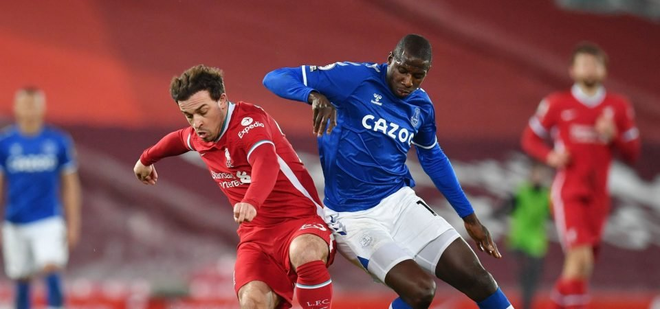 Abdoulaye Doucoure: Everton star lucky to not let Ancelotti down vs Liverpool