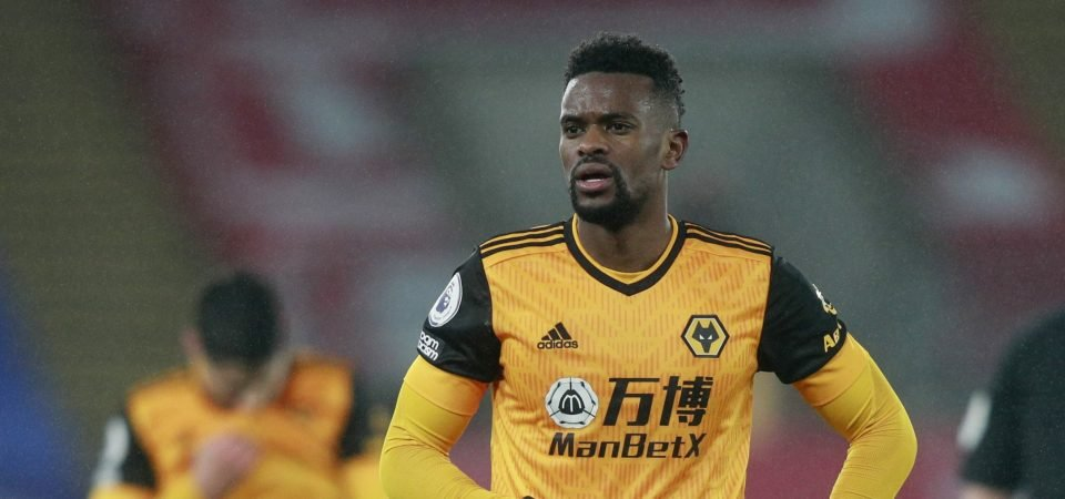 Nelson Semedo let Wolves down again