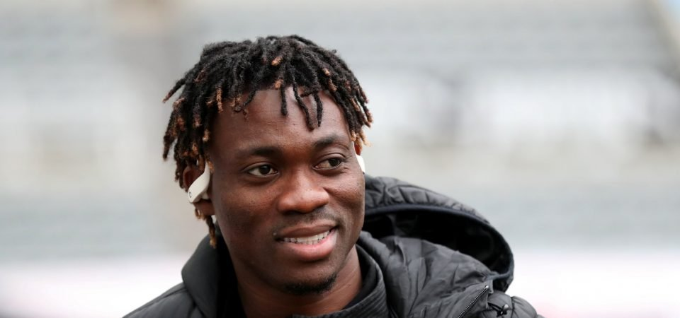 Steve Bruce must recall Christian Atsu to Newcastle's Premier League squad