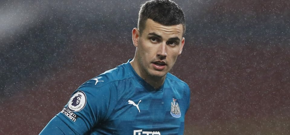 Newcastle: Steve Bruce must replace Karl Darlow with Martin Dubravka vs Wolves