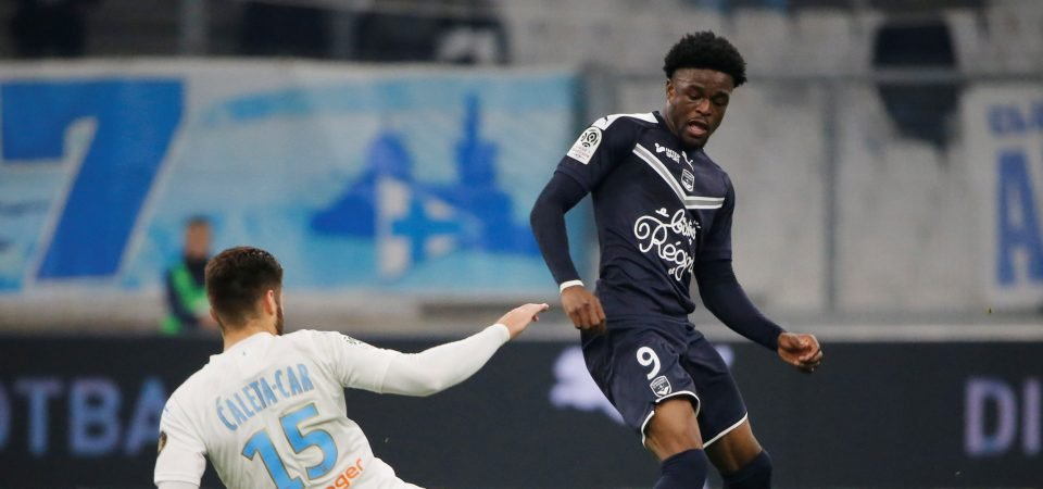 Josh Maja: Fulham close to loan deal for Bordeaux striker West Ham targeted
