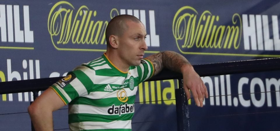 Celtic should axe Scott Brown for the Old Firm