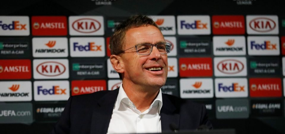 Celtic: Ralf Rangnick appointment would be bad for Scott Brown