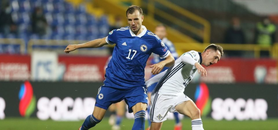 Celtic must move for bargain-priced Sinisa Sanicanin this summer