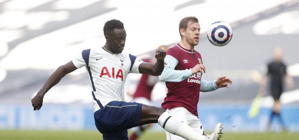 Davinson Sanchez proved his doubters wrong in Burnley display