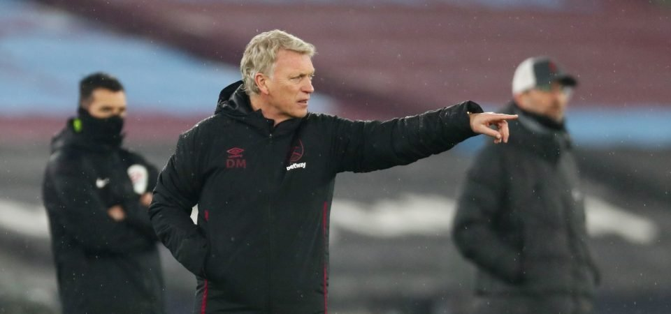 West Ham XI vs Fulham: Team and injury news, predicted Moyes line-up