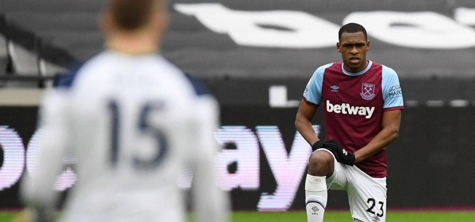 Issa Diop masterclass sees West Ham defender emerge unsung hero of Spurs win