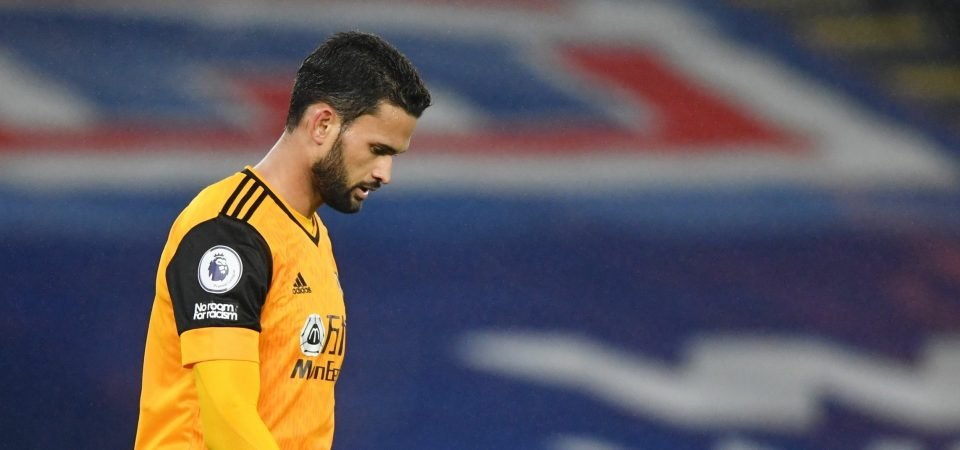 Exclusive: Wolves legend Bull relates to Willian Jose's frustrations