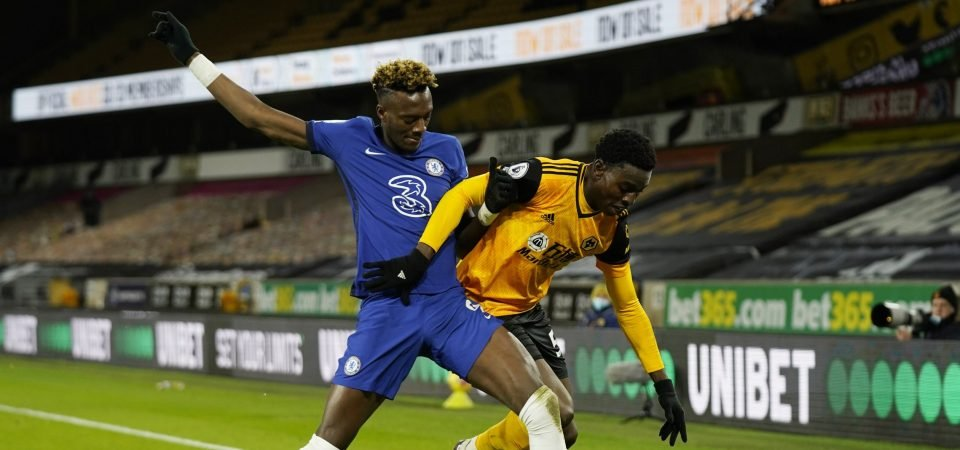 Owen Otasowie needs to be unleashed at Wolves