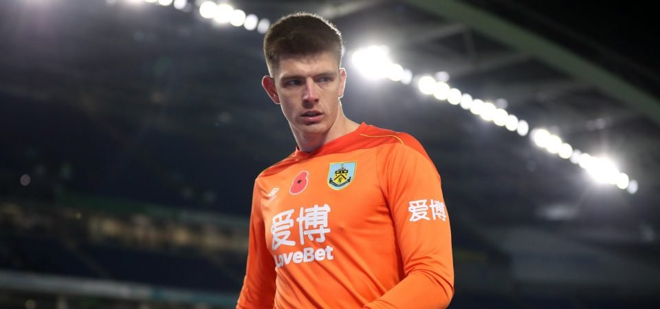 Exclusive: Tottenham legend would prefer Nick Pope over Aaron Ramsdale