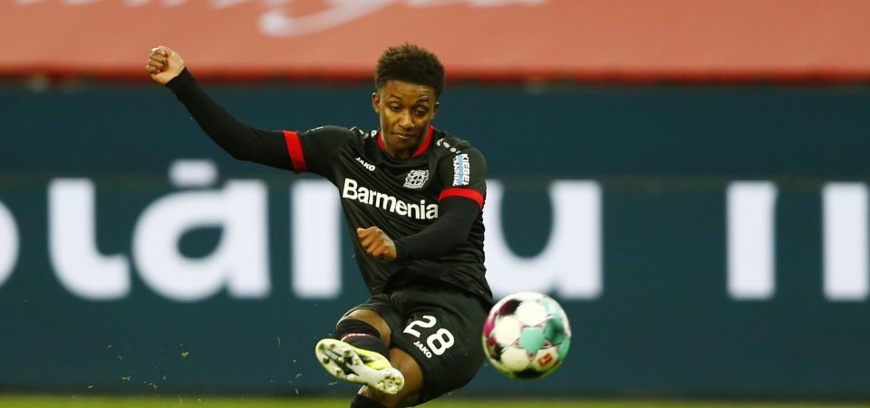 Crystal Palace may rue missing out on the chance to sign Bayer Leverkusen star Demarai Gray