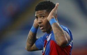 Patrick van Aanholt edges closer to Crystal Palace exit - good news for Tyrick Mitchell