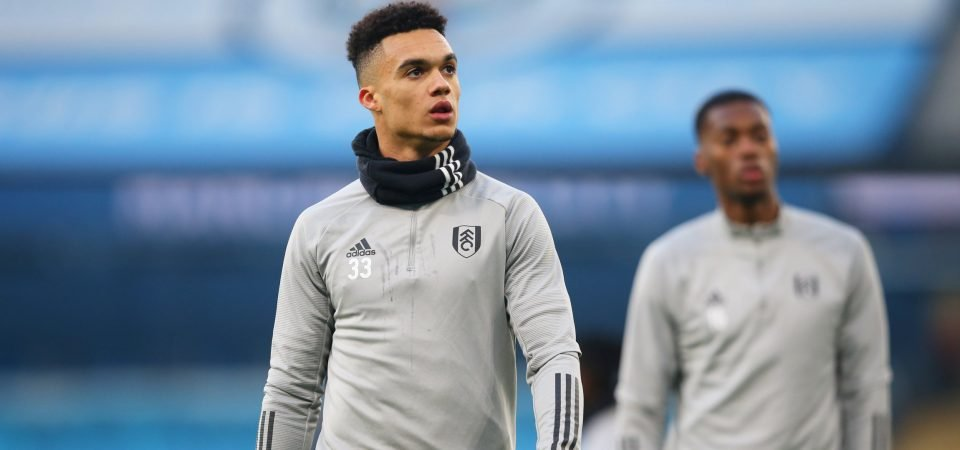 Manchester City: Guardiola's side linked with Antonee Robinson