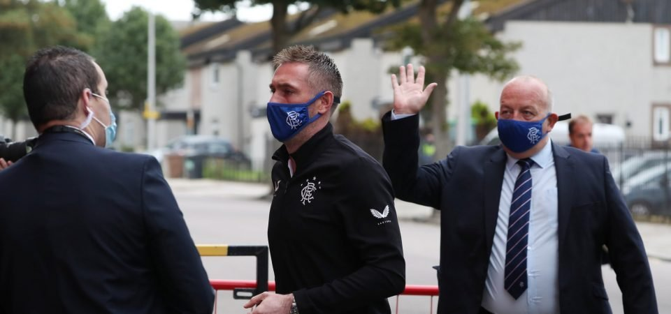 Rangers must secure Allan McGregor's future after McLeish contract claim